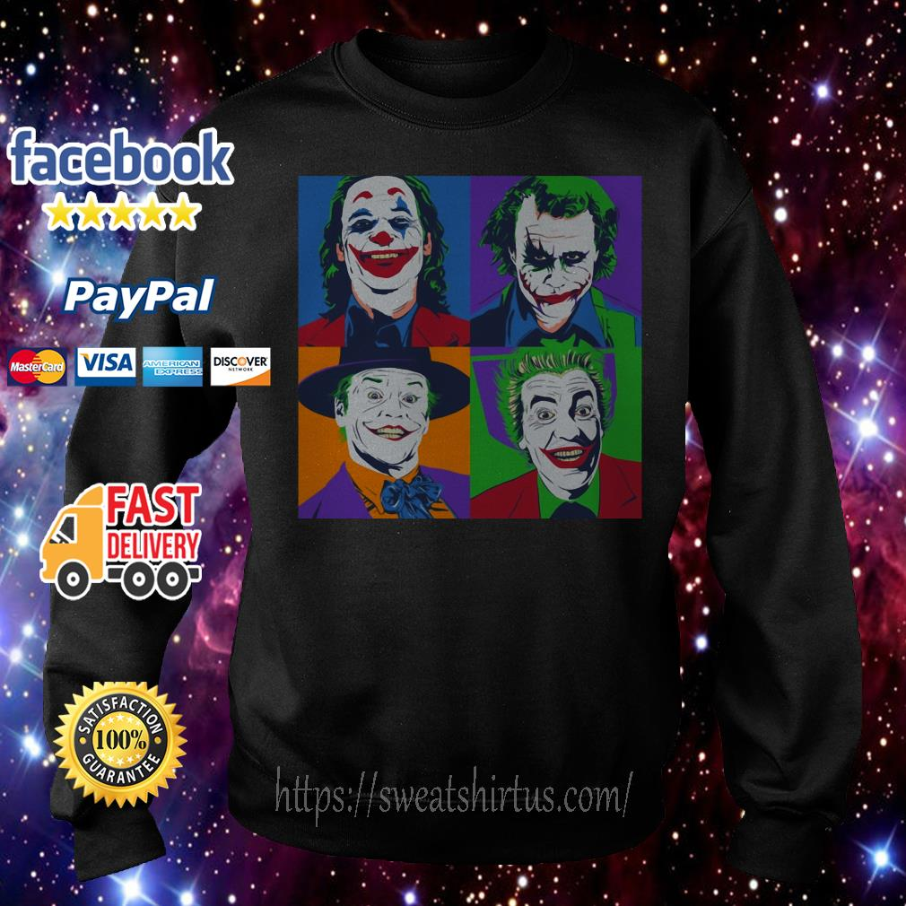Official Pop Jokers V-neck T-shirt