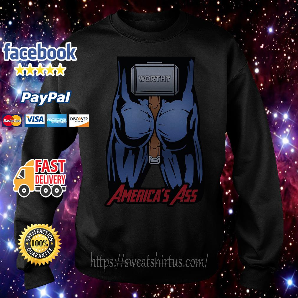 Worthy America's Ass Sweater