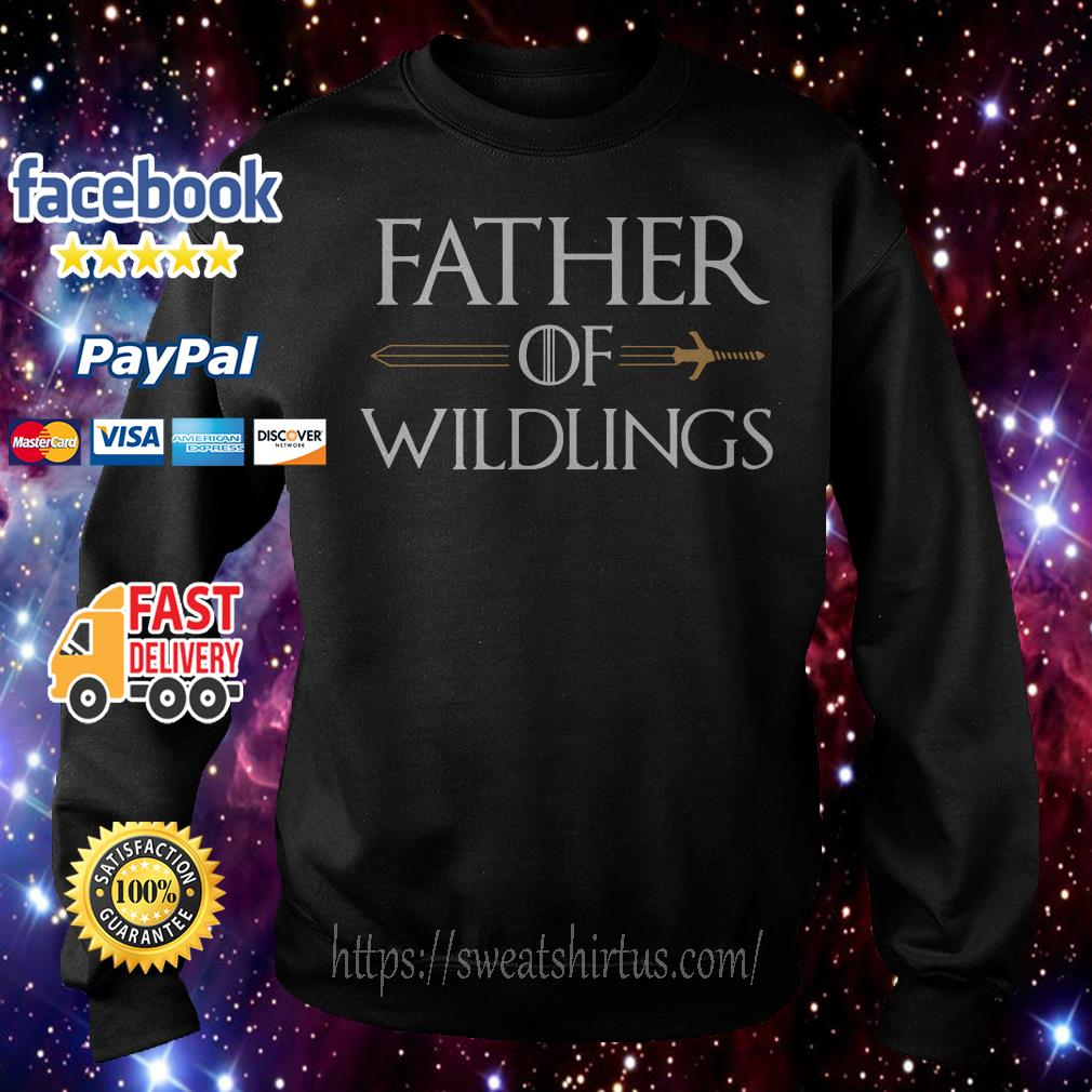 Game of Thrones father of Wildlings Sweater