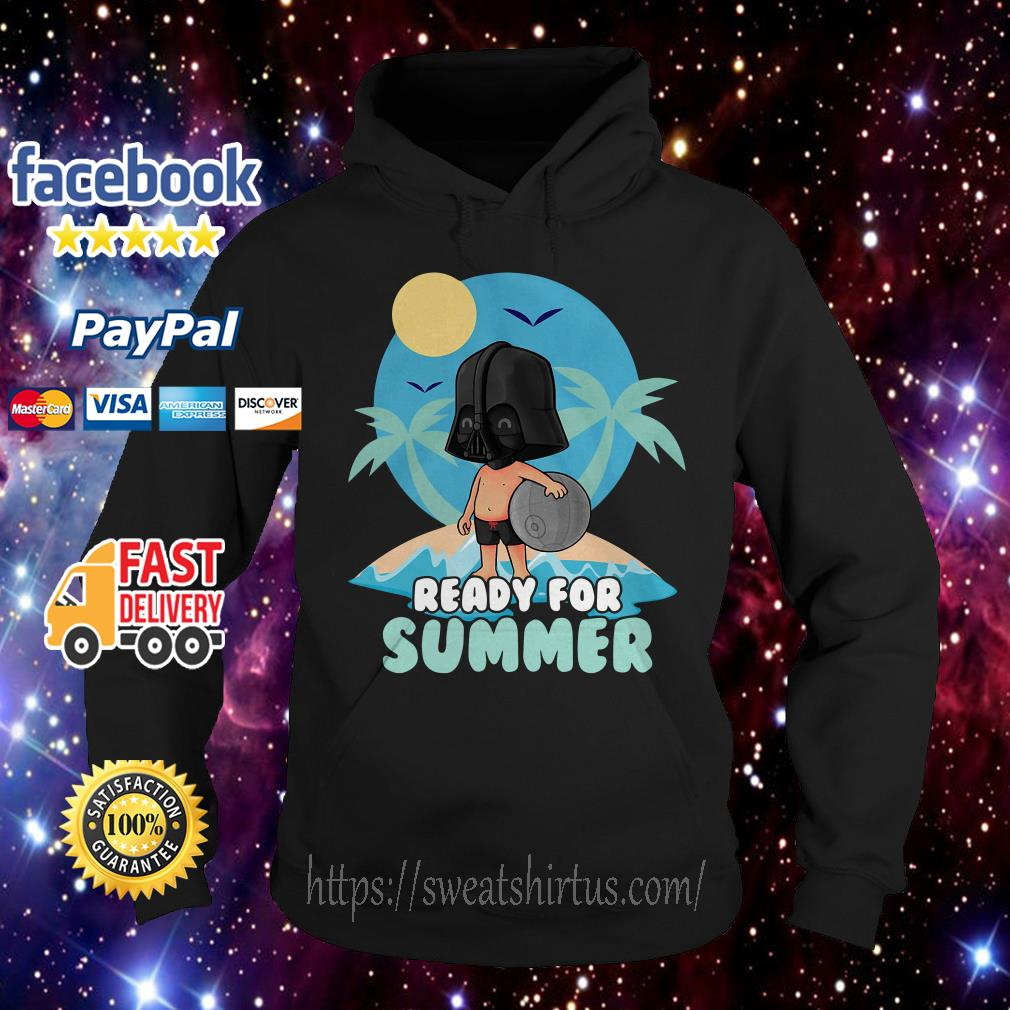 Star Wars Darth Vader ready for summer Hoodie