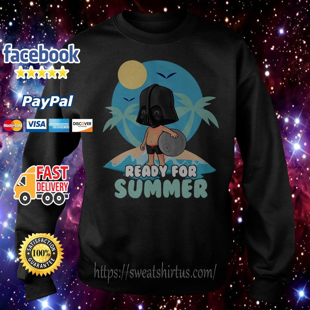 Star Wars Darth Vader ready for summer Sweater