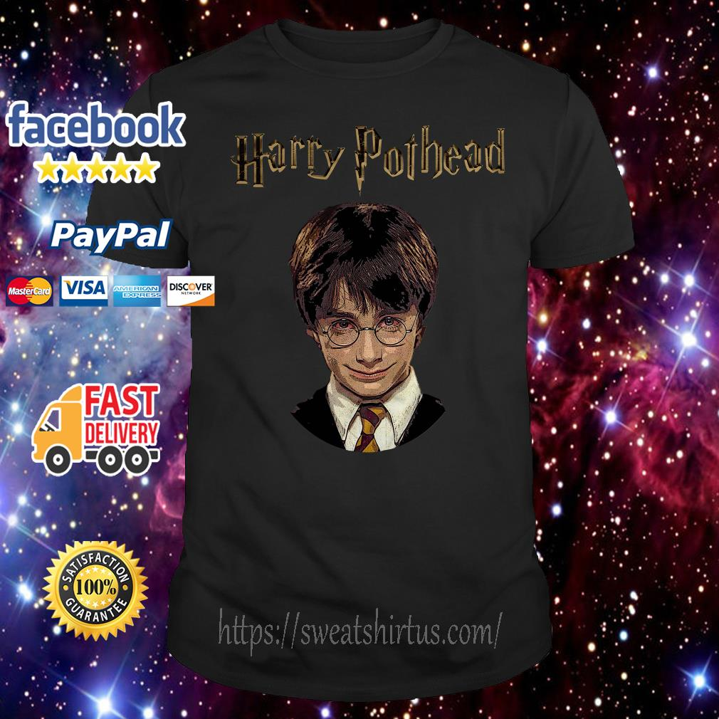 Harry Potter Harry Pothead shirt
