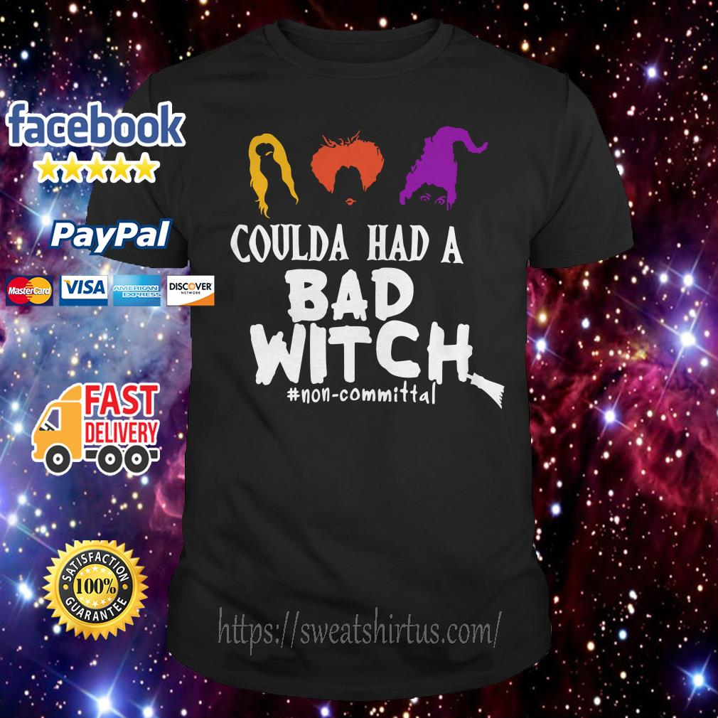 Hocus Pocus coulda had a bad bitch #non-committal shirt