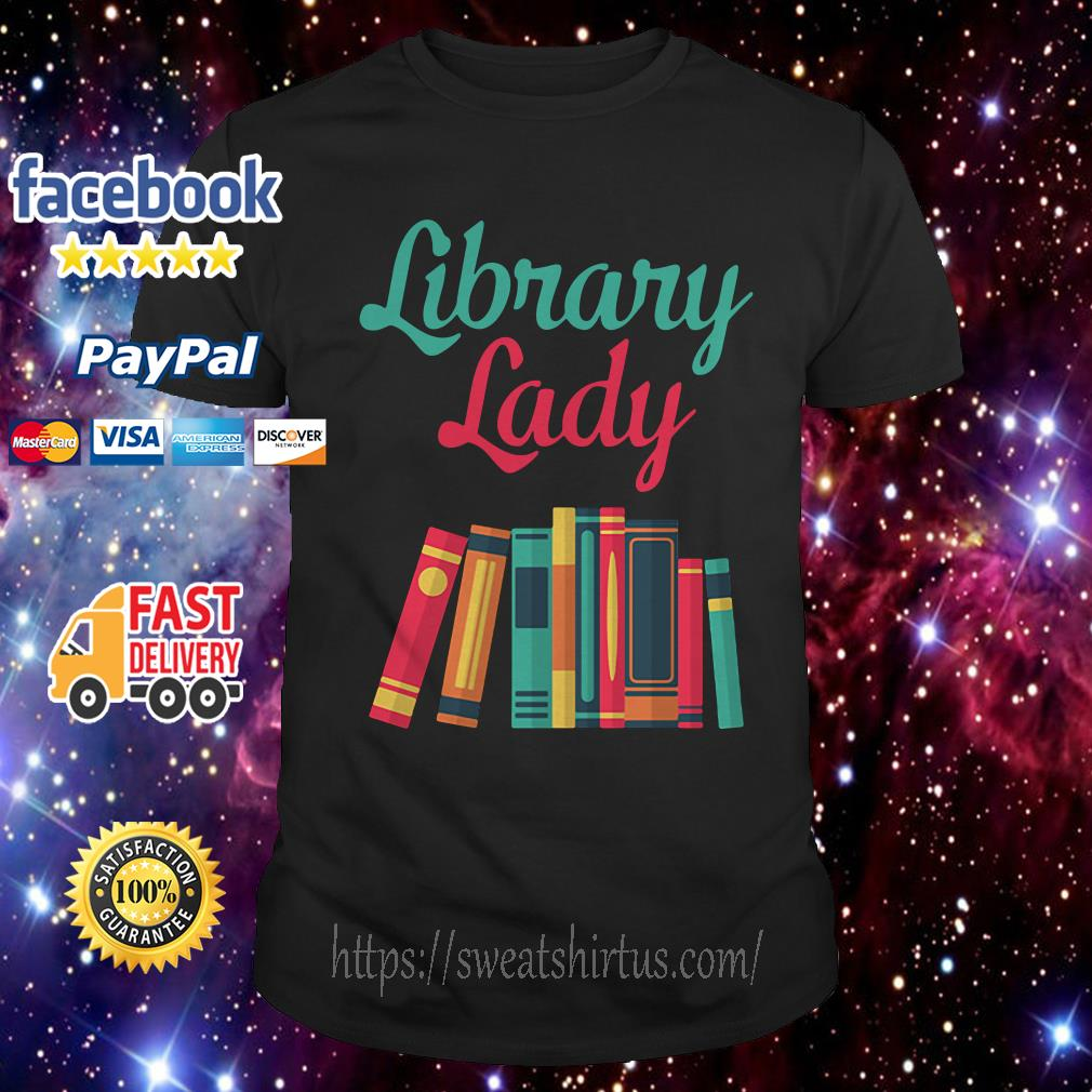 Library Lady shirt