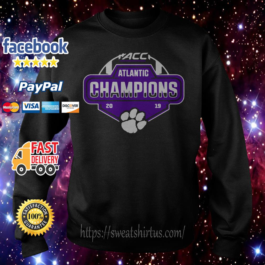 ACC Atlantic Champions 2019 Sweater