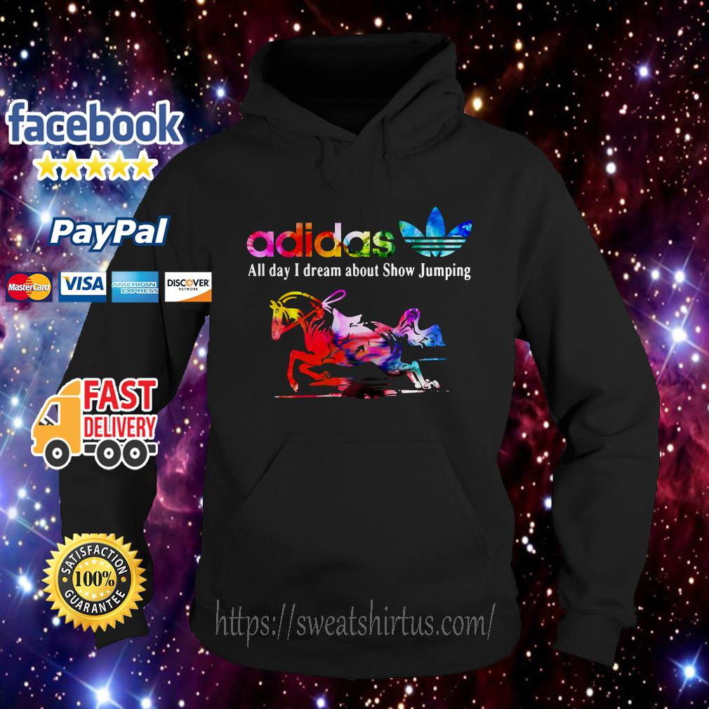 Adidas all Day I dream about Show Jumping Hoodie