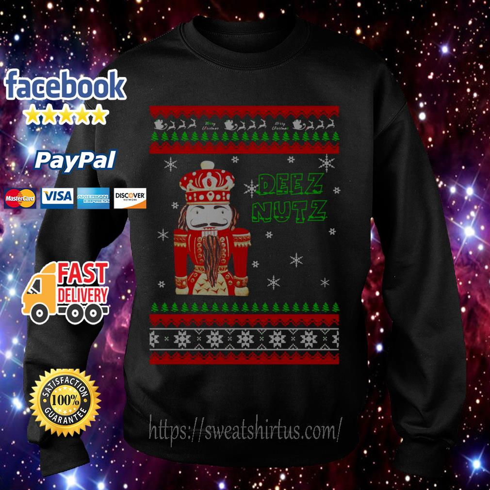 Deez Nuts Brady C. Olson Christmas shirt, sweater