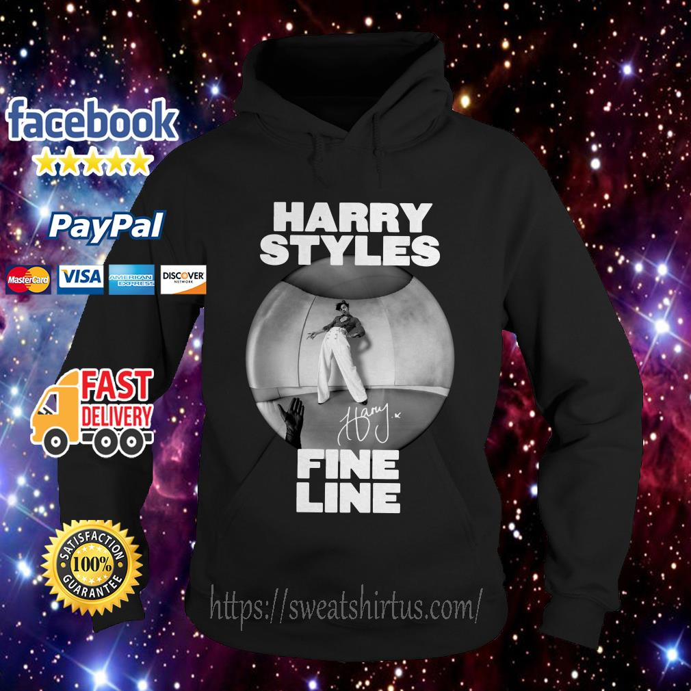 Harry Styles fine line album signature Hoodie