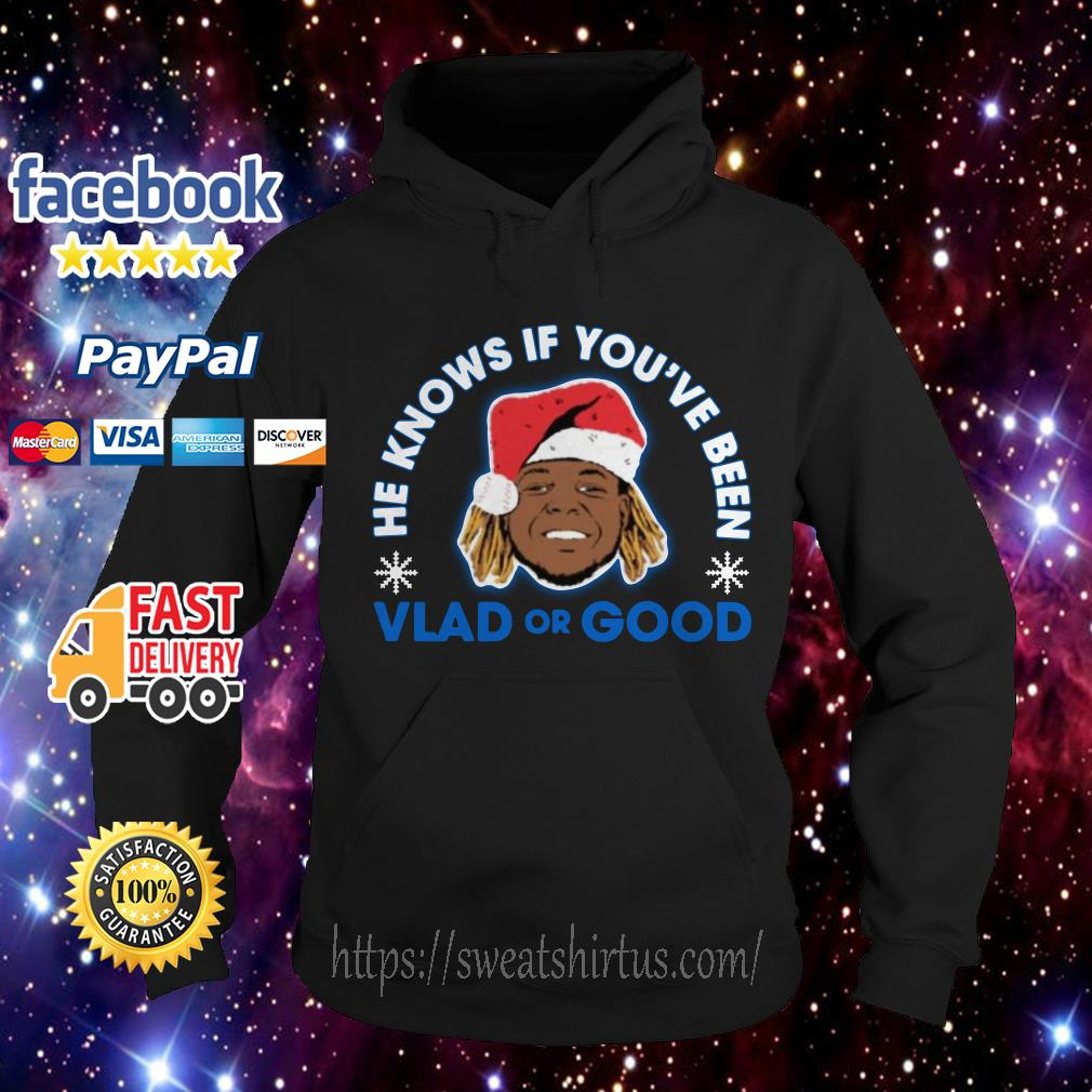 He knows if you've been Vlad or Good Christmas Hoodie