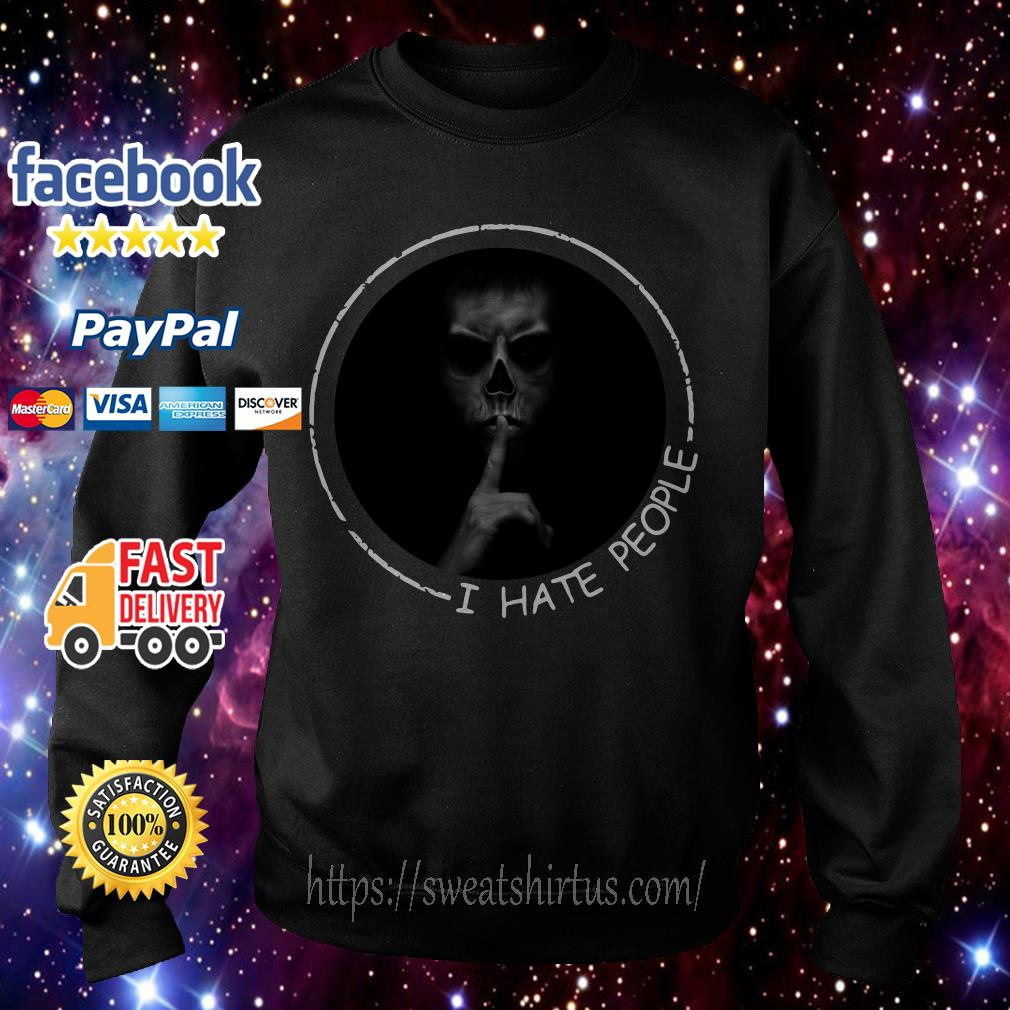 I hate people Most Evil Doctor Sweater