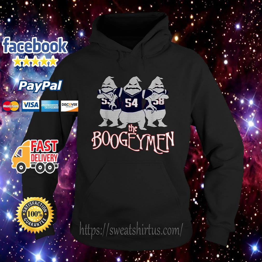 Pretty New England Patriots The Boogeymen Hoodie