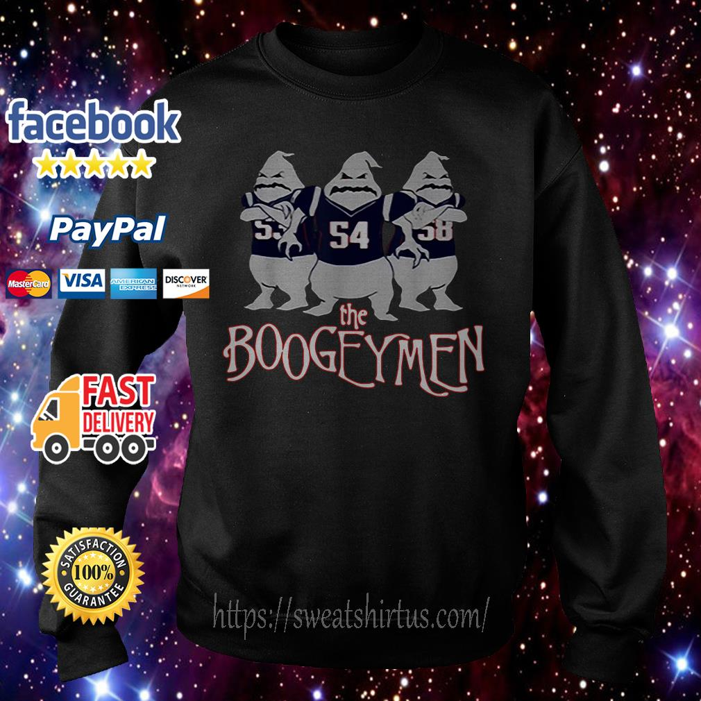 Pretty New England Patriots The Boogeymen Sweater