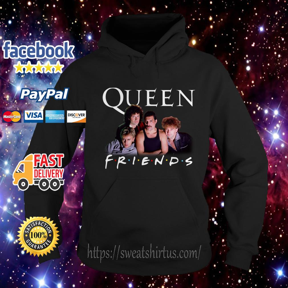 Queen Friends TV show Hoodie