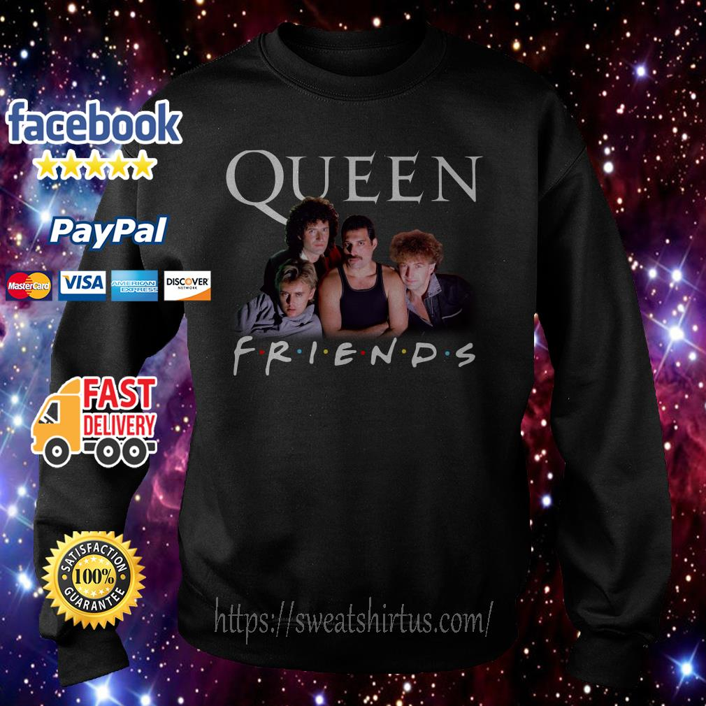 Queen Friends TV show Sweater