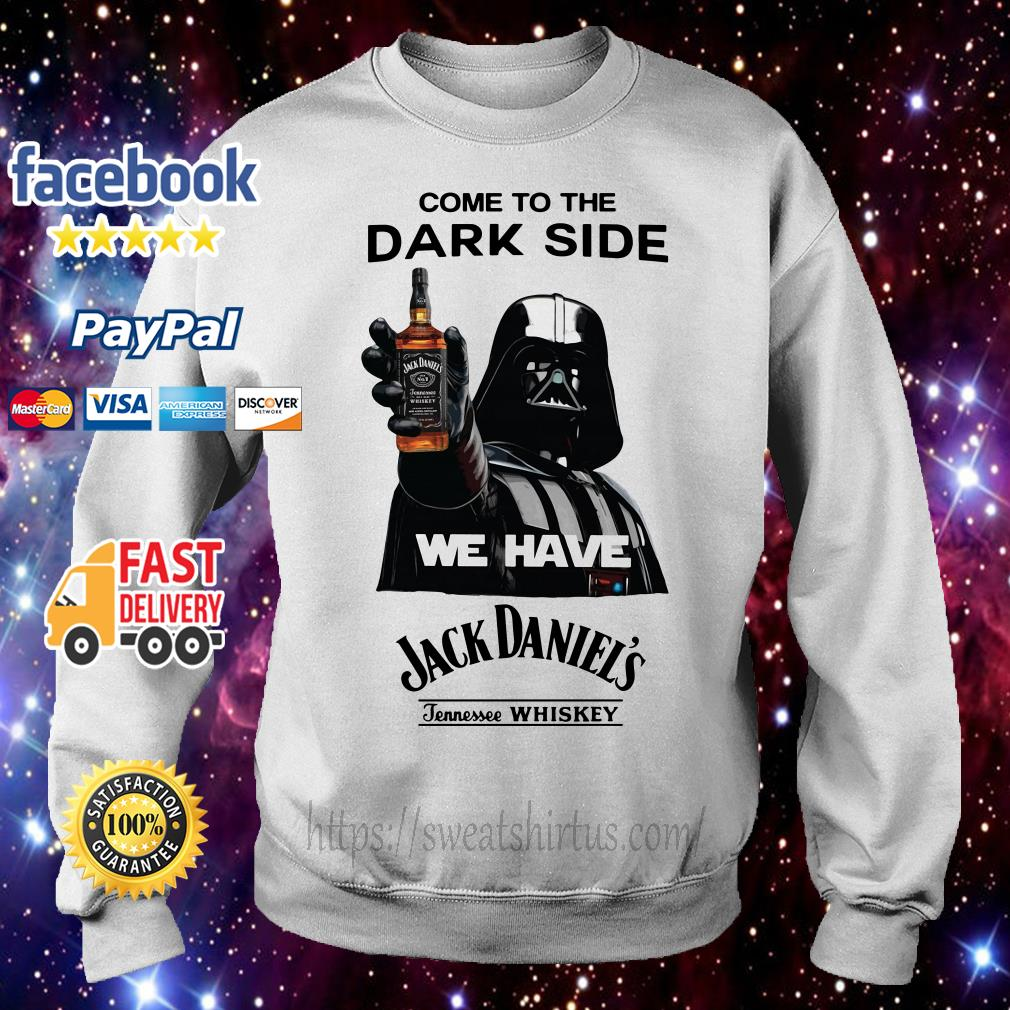 Star Wars come to the Dark side we have Jack Daniel's Tennessee Whiskey Sweater