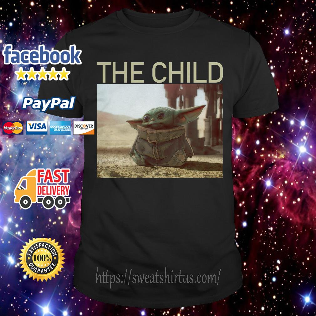 The Mandalorian Baby Yoda The Child shirt