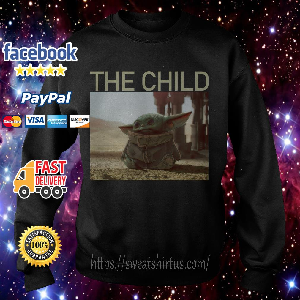 The Mandalorian Baby Yoda The Child Sweater