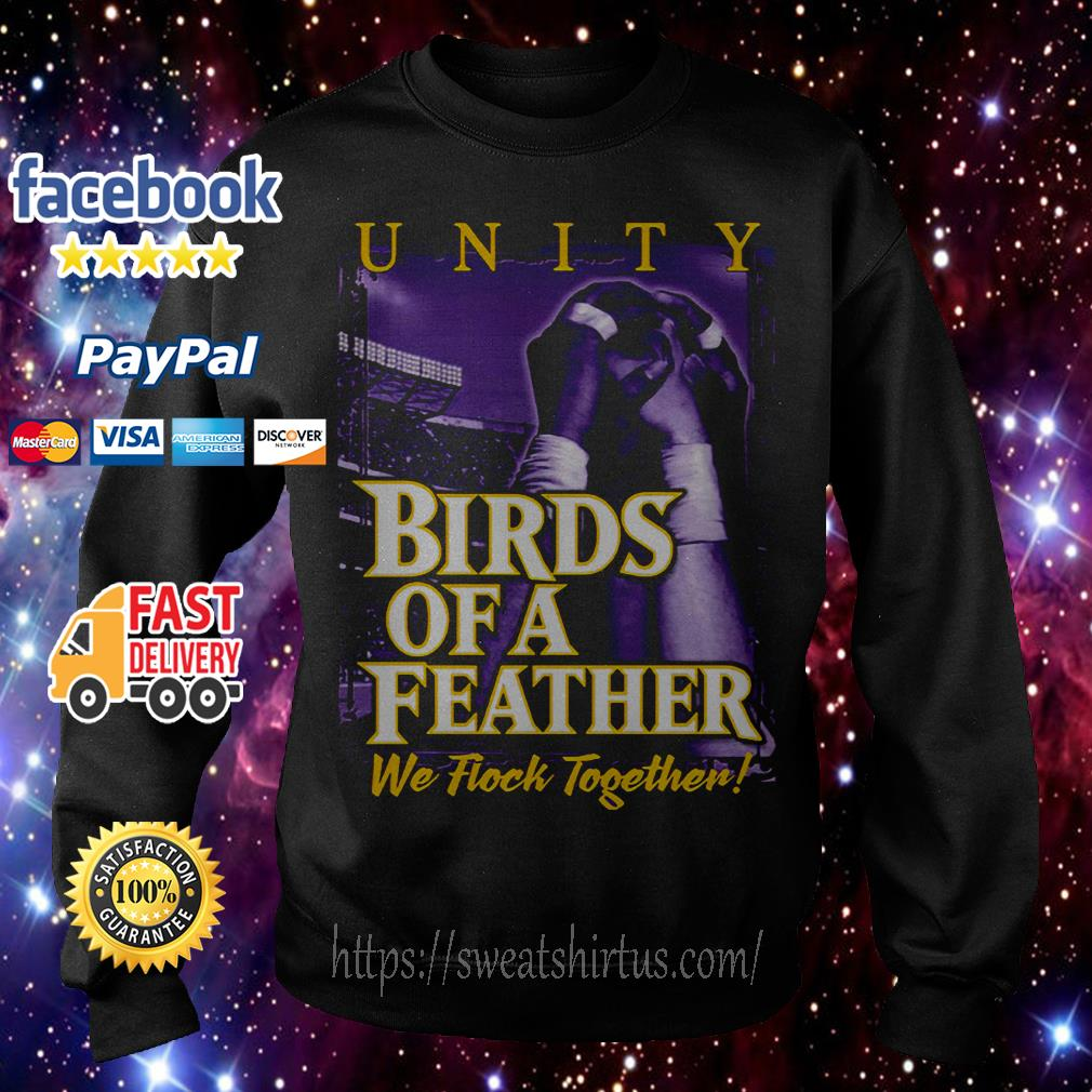 Birds of a Feather we flock together Sweater