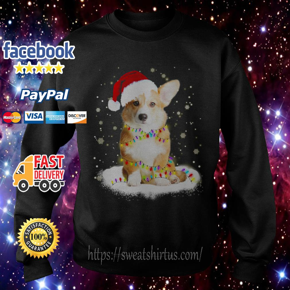 Corgi gorgeous reindeer Christmas shirt, sweater