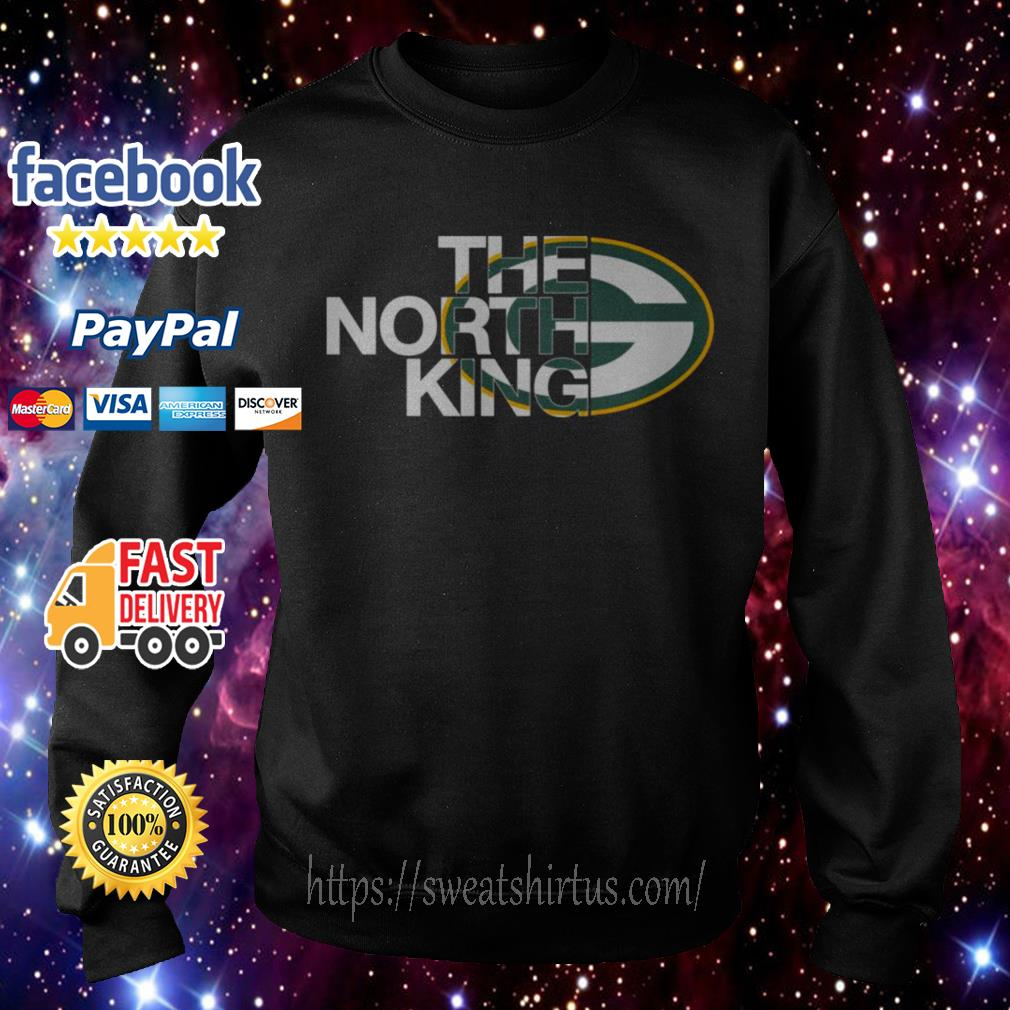 Green Bay Packers The North King The North Face Sweater