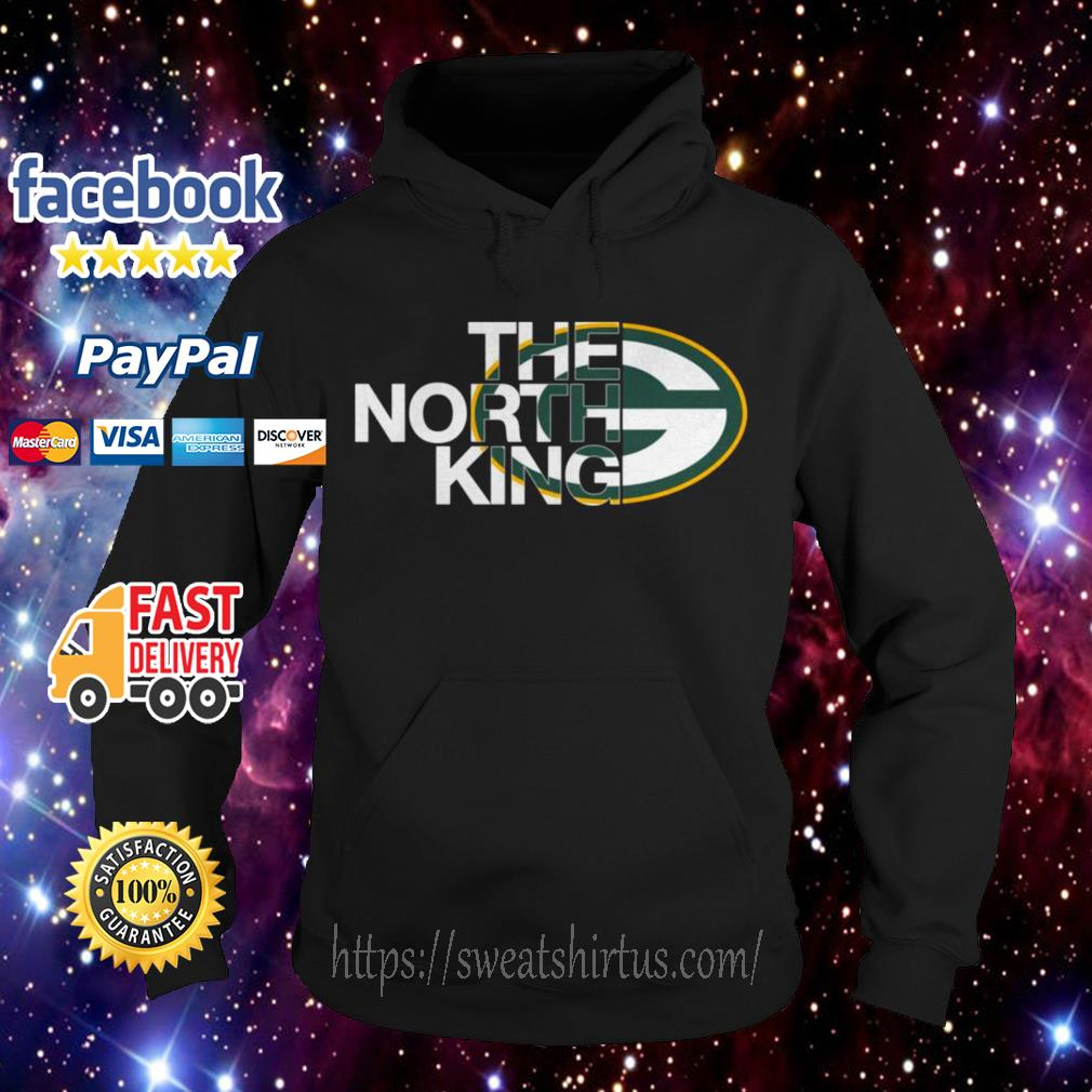 Green Bay Packers The North King The North Face Hoodie