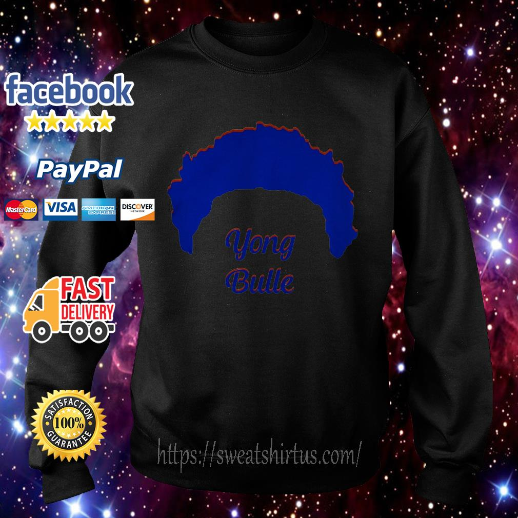 Matisse Thybulle Young Bulls Sweater