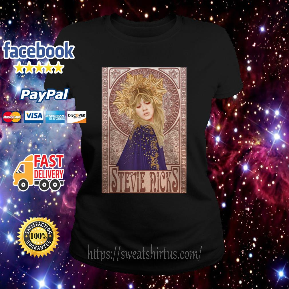Retro Stevie Nicks Love  Ladies Tee