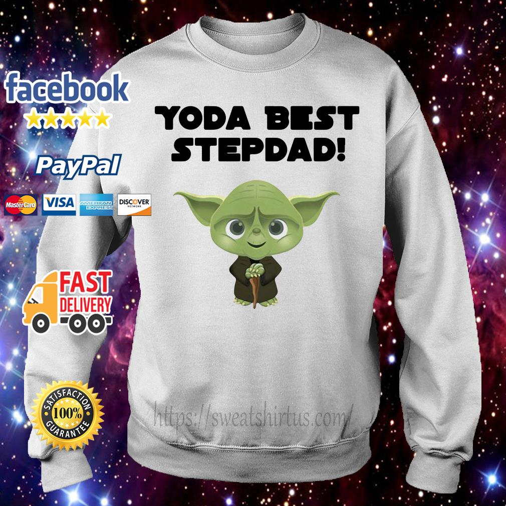 Star Wars Yoda best step dad Sweater