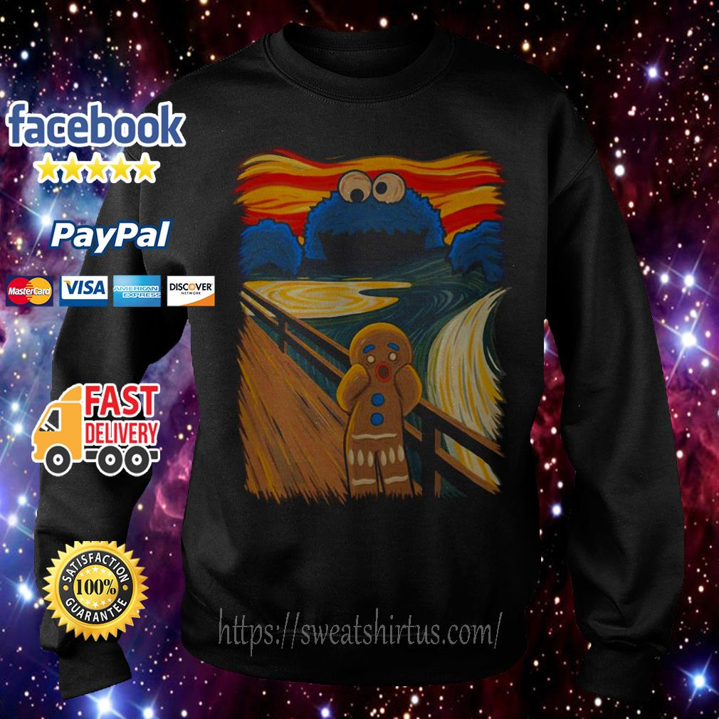 The Cookie Muncher Sweater