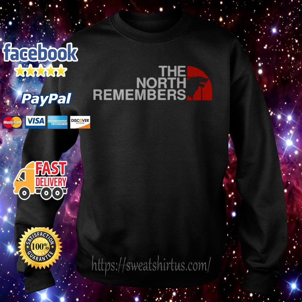 The North Remembers Sweater