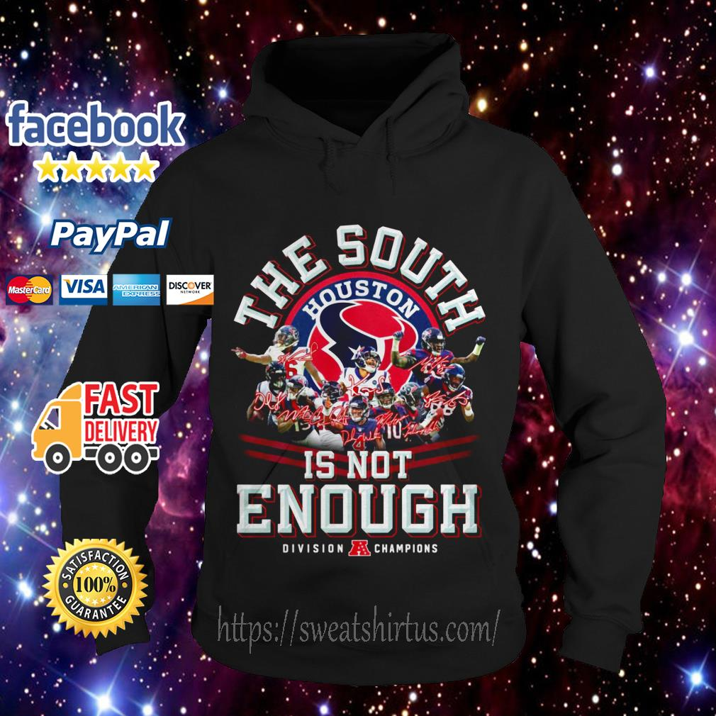 The South Houston is not Enough Division champions Hoodie