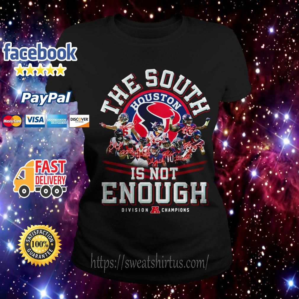 The South Houston is not Enough Division champions Ladies Tee