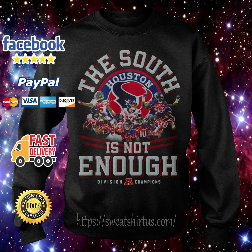 The South Houston is not Enough Division champions Sweater