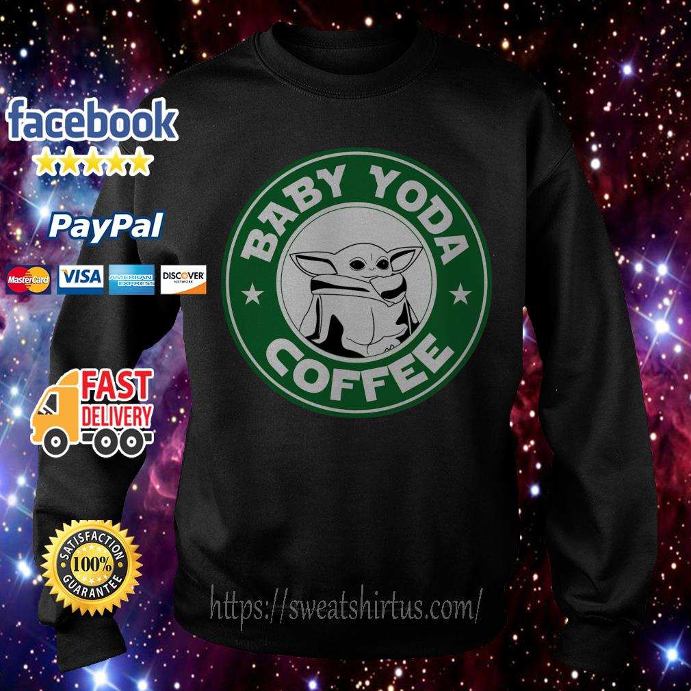 The Mandalorian Baby Yoda coffee Sweater