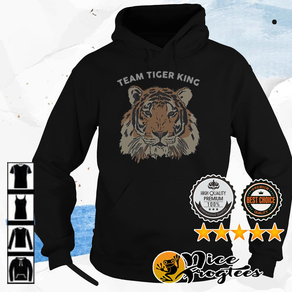 Joe Exotic team tiger king shirt