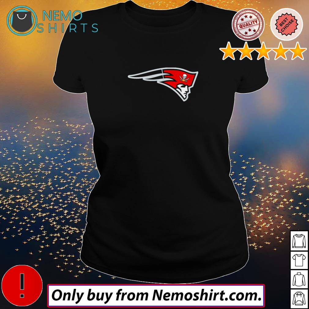 New England Patriots Tampa Bay Buccaneers release new logo shirt