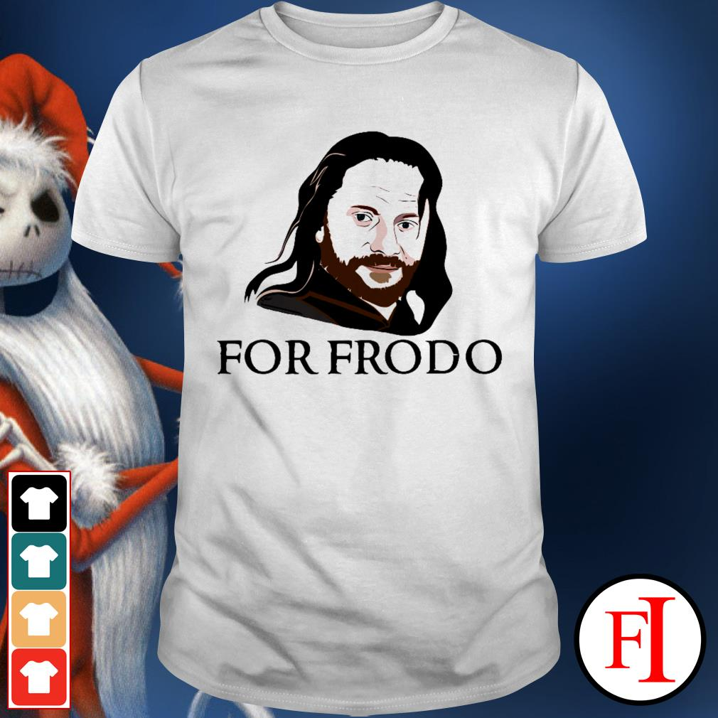 For Frodo Aragorn's mask best shirt