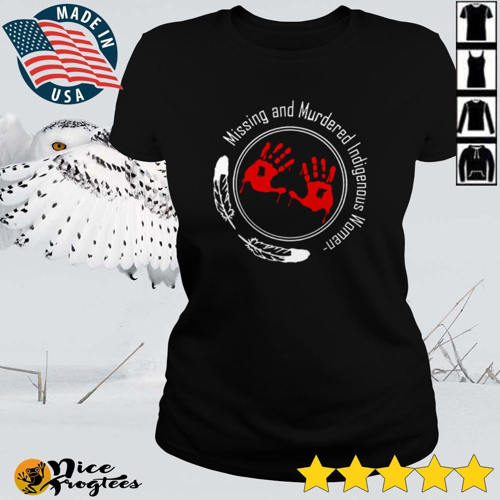 Native American Missing and Murdered Indigenous Women shirt